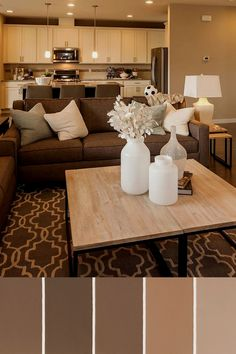 Living room designs and also ideas are anchored by its color scheme. The best use colours and also its combinations determines the success of the decoration and also designing. In some cases, you can…MoreMore #livingroomremodeling