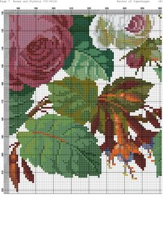 This Pin was discovered by Bla Counted Cross Stitch Patterns, Cross Stitch Charts, Cross Stitch Designs, Cross Stitch Embroidery, Christmas Pageant, Needlepoint Designs, Stitch 2, Cross Stitch Flowers, Cross Stitching