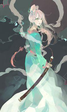 Sword by 253421.deviantart.com on @deviantART