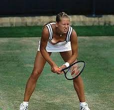 culture in the blender - Anna Kournikova Nipple Slip? Nfl Cheerleaders, Cheerleading, Anna Kournikova, Sports Fails, Stars Nues, Ana Ivanovic, Tennis Players Female, Tennis Stars, Grid Girls
