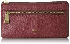 Fossil Preston Flap Wallet Wine >>> You can get more details by clicking on the image.Note:It is affiliate link to Amazon.