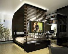 decoração apartamentos masculinos - Pesquisa Google