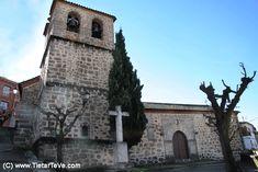 Iglesia parroquial de Santa Cruz del Valle - Ávila