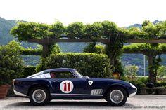 Villa d'Este 2015 : Ferrari 250 GT LWB Competizione Berlinetta TdF Scaglietti d'Ilkka Brotherus, châssis 0723GT. Cette voiture a été livrée en Finlande pour la Scuderia Askolin et a remporté le Grand Prix de Suède. Elle est donc réputée comme une des Tour de France les plus originales encore en existence.