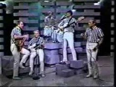 Barbara Ann live by the Beach Boys.  This is the inspiration for the Banana and Potato Song from Despicable Me 2.