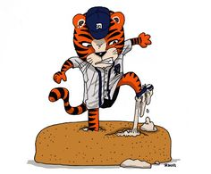 mired in Twinkies | Roar of the Tigers