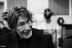 Portrait of English rock musician Chris Rea photographed at Abbey Road Studios in London, on October 27, 2015.