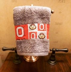Ohio State Buckeyes NCAA Bathroom Pump Dispenser | Bathroom | Pinterest |  Pump, Ohio State Buckeyes And Ohio
