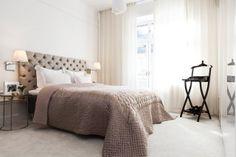 Sovrum med hotellkänsla I