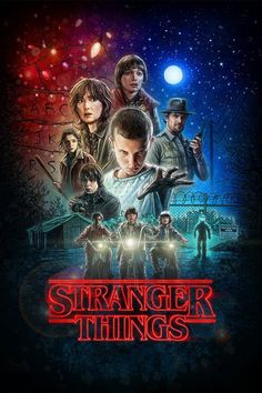 Assistir Stranger Things Online Dublado ou Legendado no Cine HD
