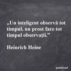Book Quotes, Life Quotes, Star Of The Week, Heinrich Heine, Beautiful Words, Motto, Cool Words, Life Lessons, Don't Forget