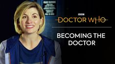 Becoming The Thirteenth Doctor 13th Doctor, Doctor 13, The New Doctor, Classic Doctor Who, Bbc Doctor Who, Dr Who, It Cast, Youtube, Fandoms