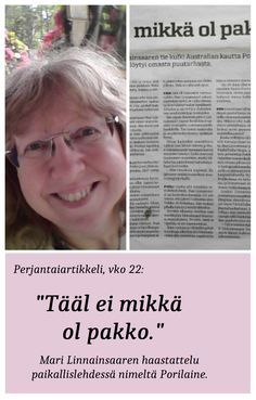 PuuhaTarhan Mari Linnainsaaren haastattelu on mukana tämän viikonlopun Porilaine-lehdessä! Koko jutun pääset lukemaan tänä iltana blogin perjantaiartikkelista: www.puuhatarha.fi/porilaine-naama/ Olet myös tervetullut käymään PuuhaTarhalla henkilökohtaisesti: Putiikki on auki MA, KE ja PE klo 12-18!  #puuhatarha #perjantaiartikkeli #puuhatarhanputiikki #frenchicpaintfinland Event Ticket, Australia