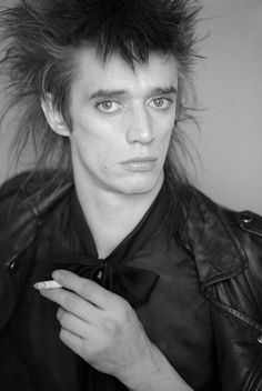 Blixa Bargeld, photographed by Andrew Catlin The Bad Seed, Music Icon, London, Music Industry, French Artists, Bad Hair, Music Is Life, Beautiful People, Musicians