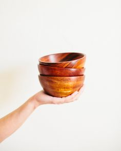 Fecht Design x Pennyweight Limited Edition Wood Bowl