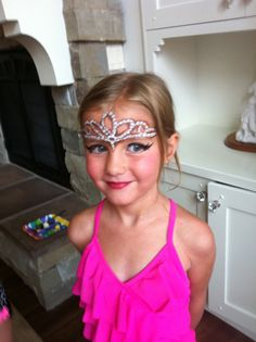 princess face painting ideas - Google Search