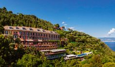 Today the #BelmondHotelSplendido and #BelmondSplendidoMare is a luxurious bolt hole for people from all over the world who come to #Portofino in search of tranquillity, relaxation and the elusive 'bella vita'.