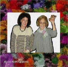 Janice & Mom