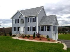 Open House on this new construction 26 Kimball Rd W Newbury 11-11-12 12-2pm