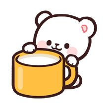 Milk daily life emoji set is now here! If you feel so energetic and an expressive one just like Milk, this emoji set is perfect for you! Cute Couple Cartoon, Cute Cartoon Pictures, Cute Love Pictures, Cute Love Gif, Cute Love Cartoons, Cute Bear Drawings, Cute Cartoon Drawings, Kawaii Drawings, Panda Wallpapers
