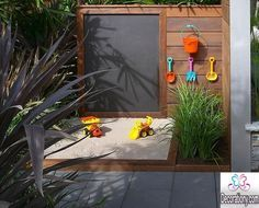 kids garden ideas - Pesquisa Google
