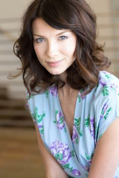 Actress Caitriona Balfe -cool summer? I think so!