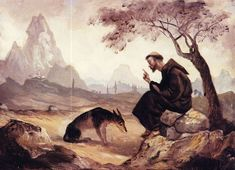 A hónap szentje: Assisi Szent Ferenc | Lótusz