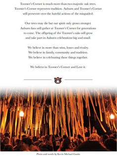 What Toomer's means...