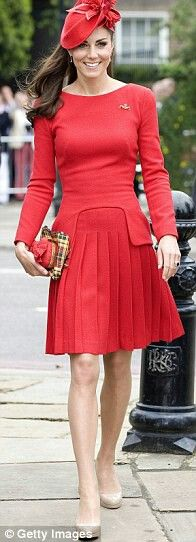 the Duchess! (Formerly known as Kate Middleton) ..style and class ICON!!!