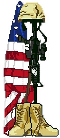 military cross stitch | Militaryx-stitch.com