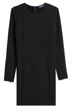 Ralph Lauren Polo - Dress with Zipped Cuffs