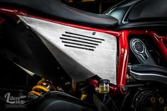 IL DUCATISTA: Ducati Scrambler Custom by Libero Moto