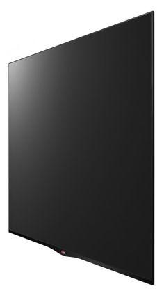 Ikke alle synes en buet skjerm er noe for dem, noe LG har innsett. Fjorårets kurvede OLED-modell får derfor selskap av en flat modell, 55EA880W. Flat Screen, Pictures, Flat Screen Display