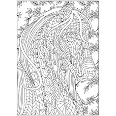Cra Z Art Timeless Creations CREATURES OF BEAUTY Coloring Book