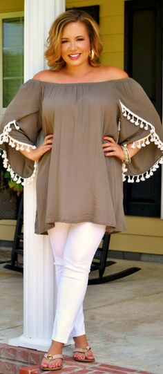 Perfectly Priscilla Boutique - No Introduction Needed Top, $39.00 (http://www.perfectlypriscilla.com/no-introduction-needed-top/)