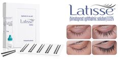 Latisse eye lash serum one of the best and first eye lash serum approved by FDA to treat eye lash growth in just 16 weeks. The results are permanent.