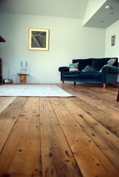 Find great deals on wooden oak flooring at Wilsons Conservation Building Products. Browse through our wide range of top quality wood flooring today. Pine Wood Flooring, Reclaimed Wood Floors, Farmhouse Flooring, Wide Plank Flooring, Pine Floors, Wooden Floors Living Room, Inexpensive Flooring, Flooring Shops, Summer Cabins