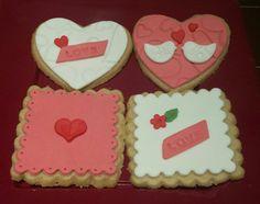 Unas de mis preferidas! Galletas románticas!!