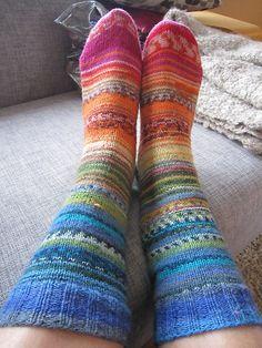 Ravelry: inapina's Blender Socks