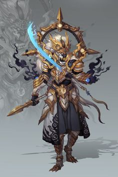 """Find more on the """"Creativity+Fantasy"""" board. Fantasy Character Design, Character Design Inspiration, Character Concept, Character Art, Fantasy Male, Fantasy Armor, Dark Fantasy Art, Armor Concept, Concept Art"""