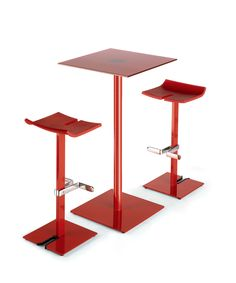 #Stacky #barstool designed by Josep Lluscà and produced by ENEA DESIGN.
