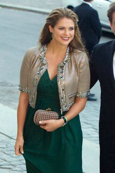 HRH Princess Madeleine of Sweden attend her father King Carl Gustaf XVI's 40th Jubilee celebration in Sweden 9/14/2013
