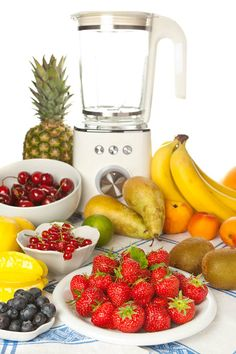 To Juice Or To Blend�That is the Question