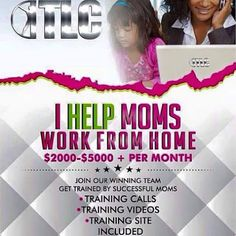 I want to help a Few Stay at Home MOMS start their Home-Based Business today. Inbox me on how to get started. www.iasotea.com/4266271