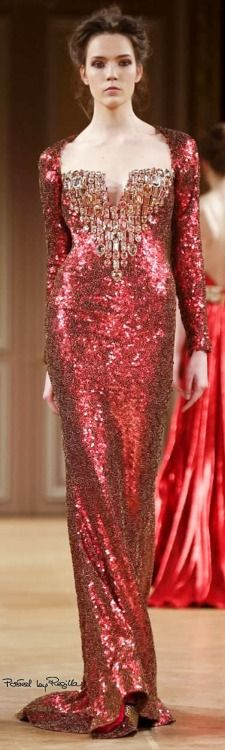 Regilla ⚜ Tony Yaacoub haute couture