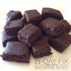 21 Day Fix Brownies Recipe
