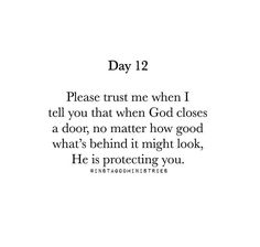He is protecting you