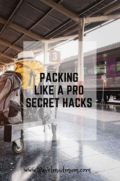 Here are all the packing hacks you need to get all your families stuff into one suitcase. Pack like like a pro with these awesome tips and tricks! | Travel hacks | Travel tips | How To Pack | Family Travel | Travel with Kids | #travelmadmum #packing #travel #travelhacks #packinghacks #travelwithkids Packing Hacks, Packing Tips For Travel, Travel Advice, Travel Quotes, Travel Hacks, Travel With Kids, Family Travel, Mum Blogs, First Time Flying