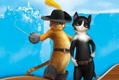 Puss in Boots (film) - WikiShrek - The wiki all about Shrek