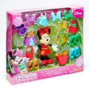Disney Mickey Mouse and Friends Minnie Mouse Holiday Bow-tique by Fisher-Price
